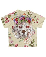 Beagle Tee All-over T-Shirt back