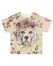 Beagle Tee All-over T-Shirt front