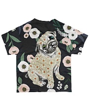 Perfect T shirt for Pug lovers All-over T-Shirt back