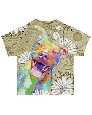 American Staffordshire Terrier Tee All-over T-Shirt back