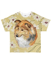 Shetland Sheepdog Tee All-over T-Shirt front