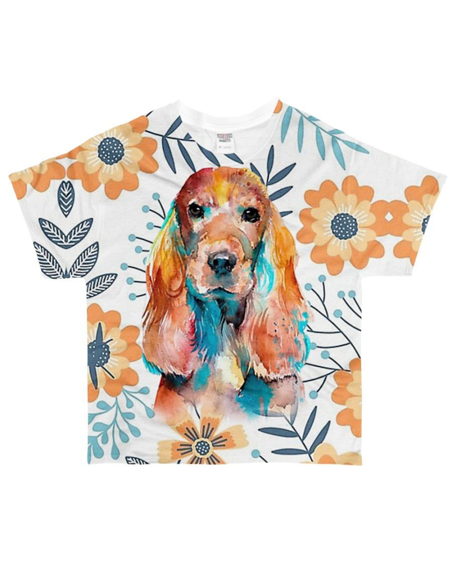 Cocker Spaniels Tee All-over T-Shirt