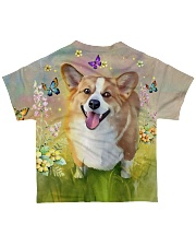 Pembroke Welsh Corgi Tee All-over T-Shirt back