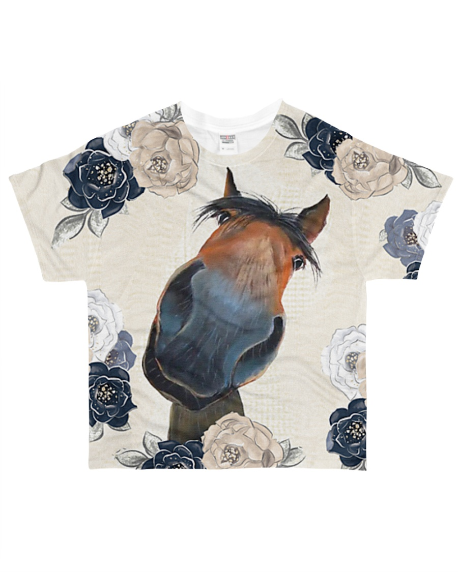 Perfect T shirt for Horse lovers All-over T-Shirt
