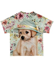 Perfect T shirt for Labrador Retriever lovers All-over T-Shirt back