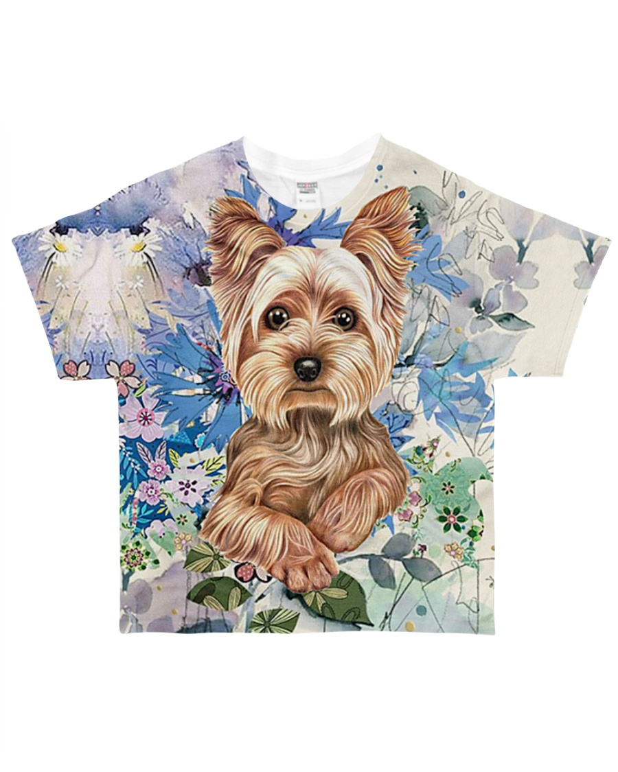 Yorkshire Terrier Tee All-over T-Shirt