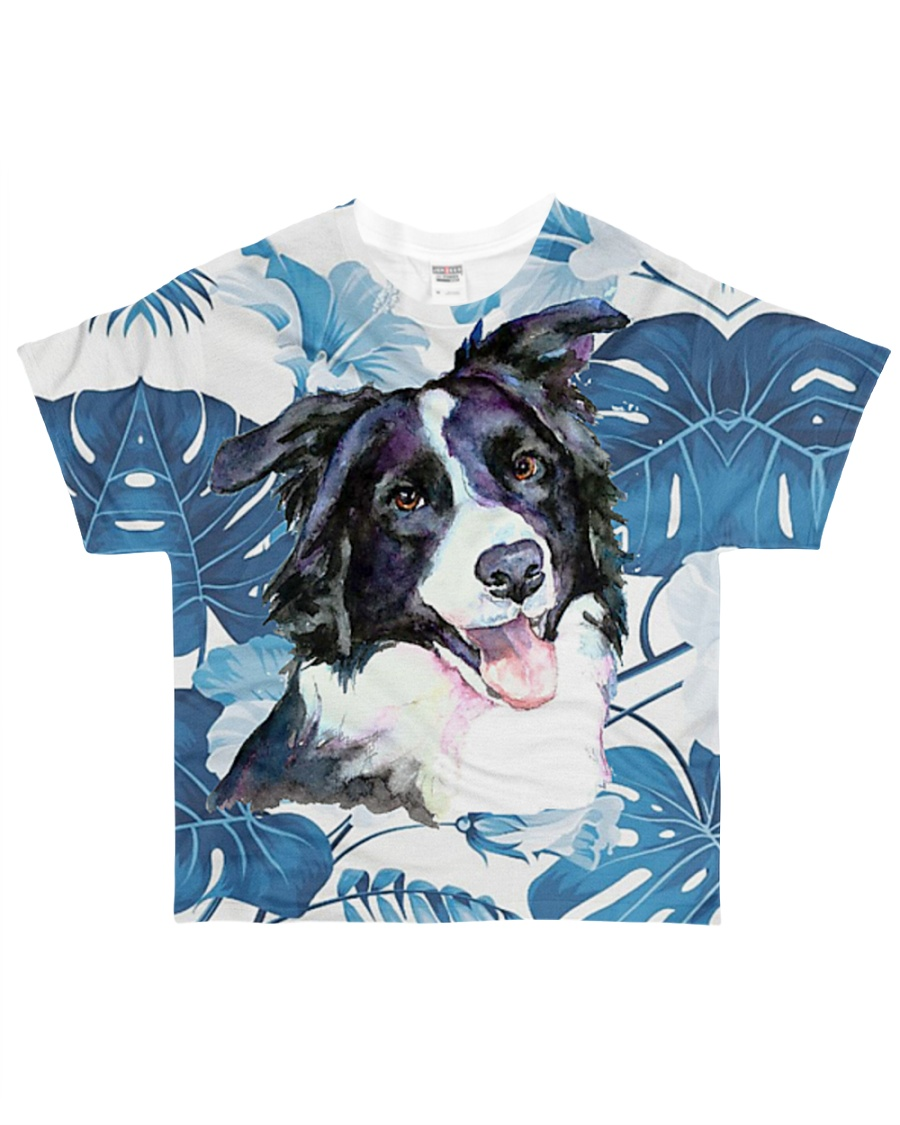 Border Collie Tee All-over T-Shirt