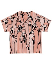 Perfect T shirt for Flamingo lovers All-over T-Shirt back