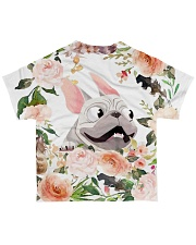 French Bulldog Tee All-over T-Shirt back