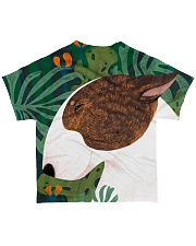 Perfect T shirt for Bull Terrier lovers All-over T-Shirt back