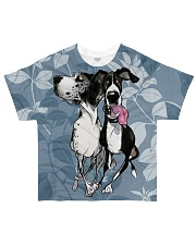 Great Dane Tee All-over T-Shirt front