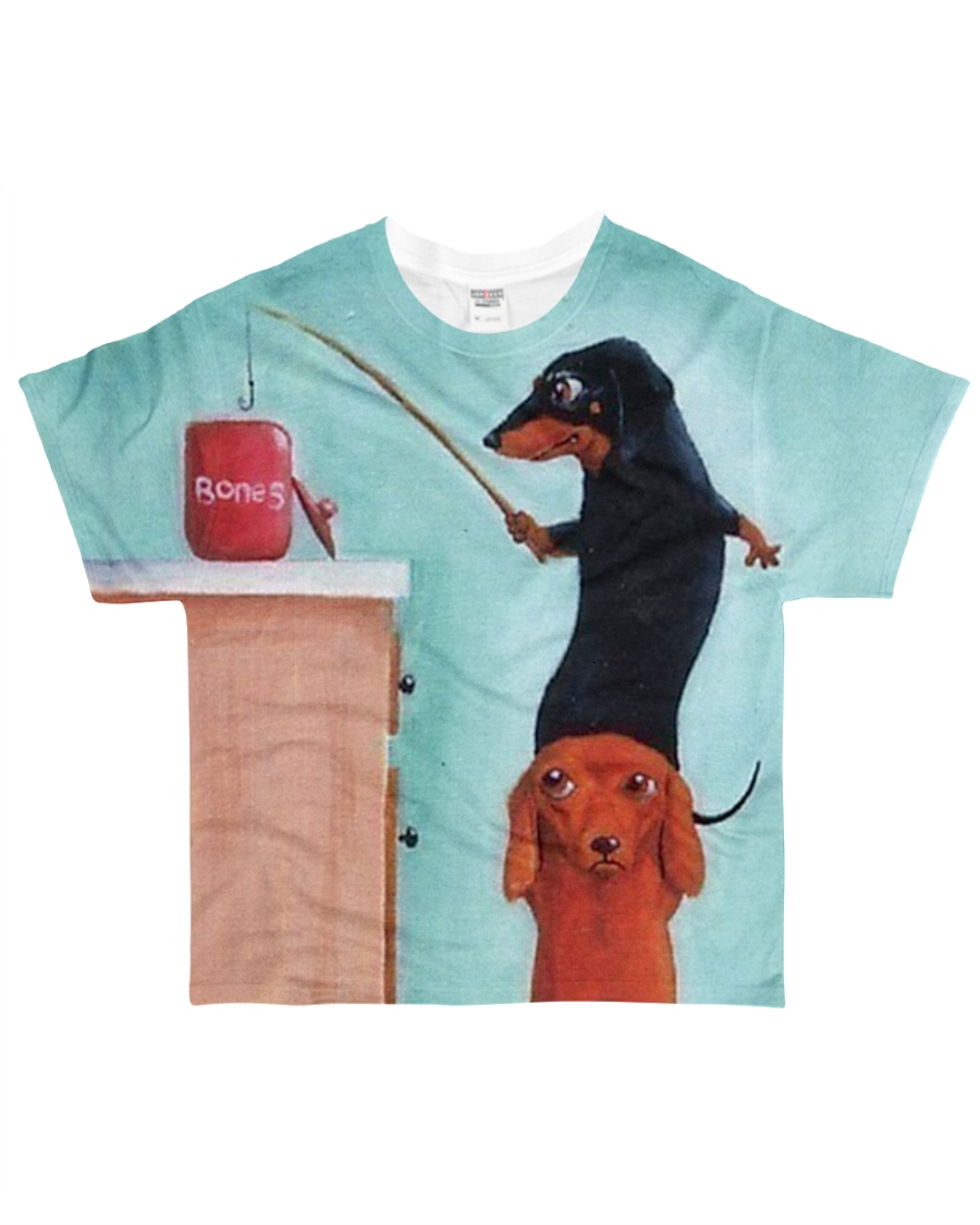 Dachshund Tee All-over T-Shirt
