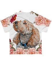 Perfect T shirt for Labradoodle lovers All-over T-Shirt back