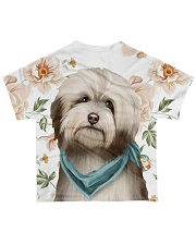 Perfect T shirt for Havanese lovers All-over T-Shirt back