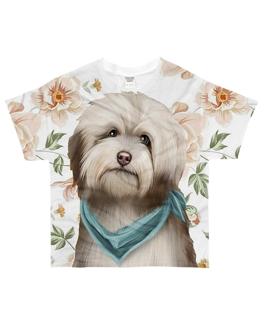 Perfect T shirt for Havanese lovers All-over T-Shirt