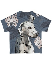 Dalmatian Tee All-over T-Shirt back