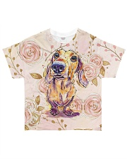 Dachshund Tee All-over T-Shirt front