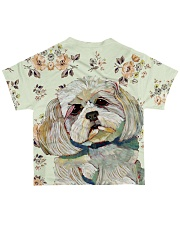 Perfect T shirt for Lhasa Apso lovers All-over T-Shirt back