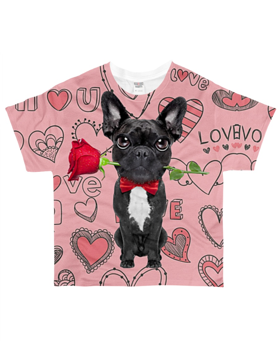 French Bulldog Tee All-over T-Shirt