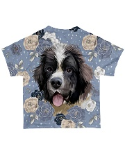 Perfect T shirt for Newfoundland lovers All-over T-Shirt back