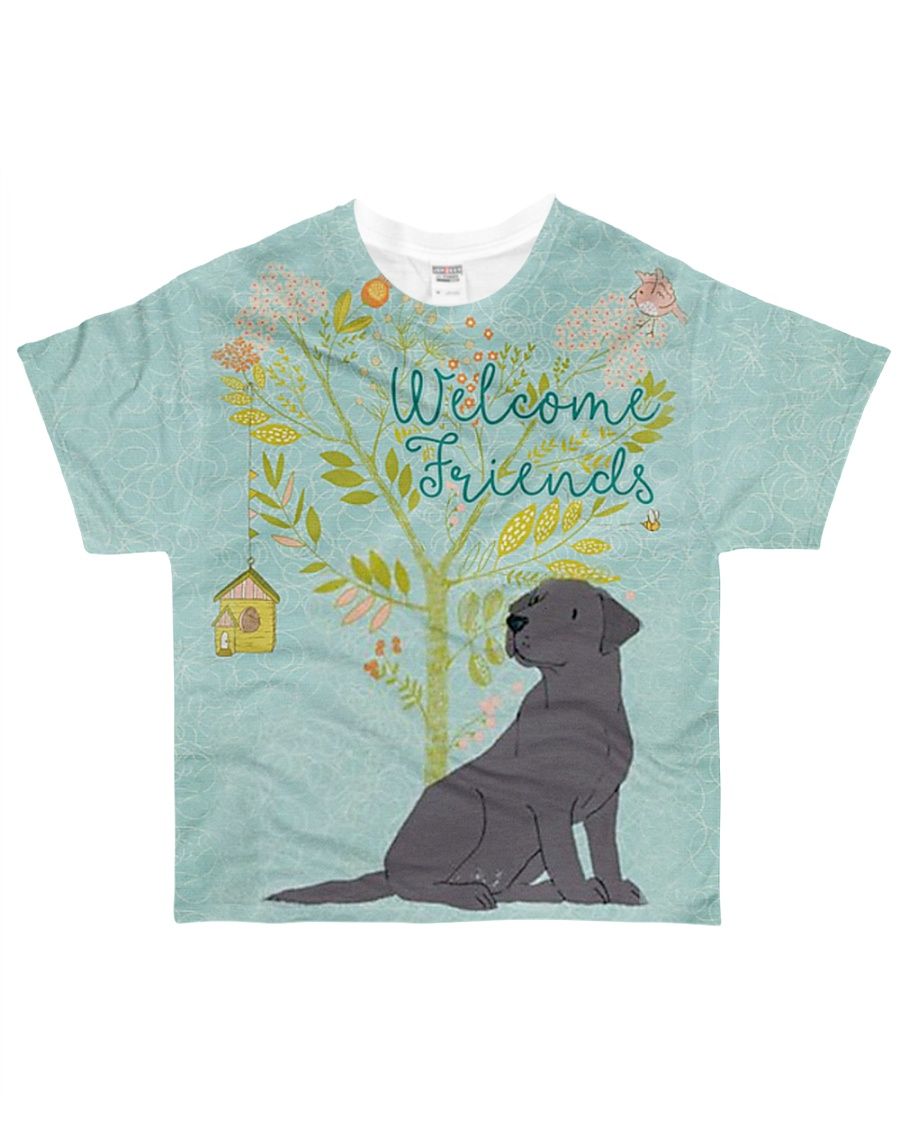 Perfect T shirt for Labrador Retriever lovers All-over T-Shirt