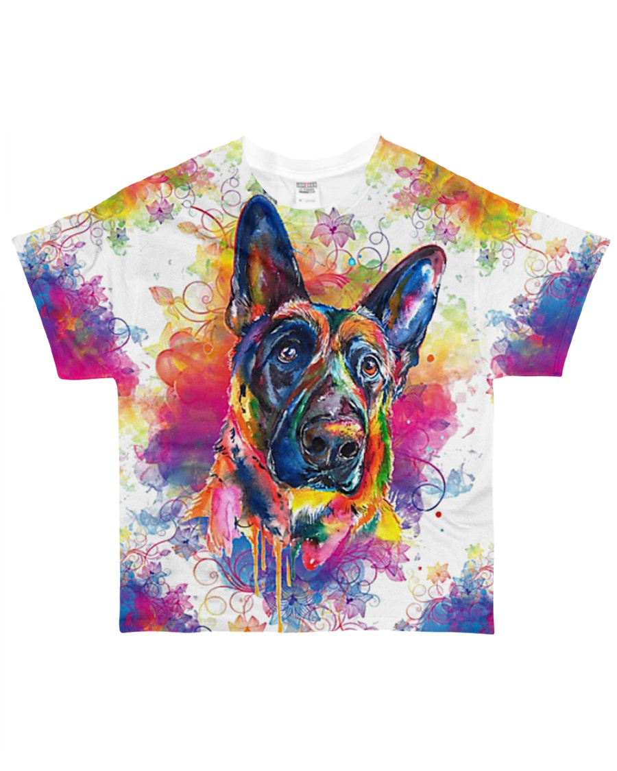 German Shepherd Tee All-over T-Shirt