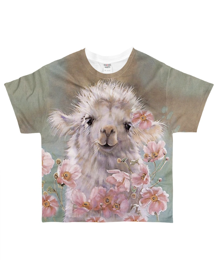Perfect T shirt for Llama and Alpaca lovers All-over T-Shirt