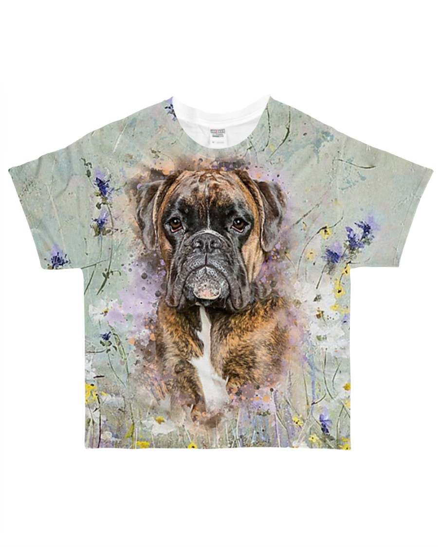 Boxer Tee All-over T-Shirt