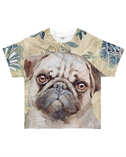Perfect T shirt for Pug lovers All-over T-Shirt front