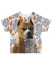 American Staffordshire Terrier Tee All-over T-Shirt front