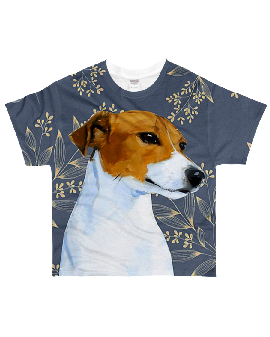 Perfect T shirt for Jack Russell Terrier lovers All-over T-Shirt