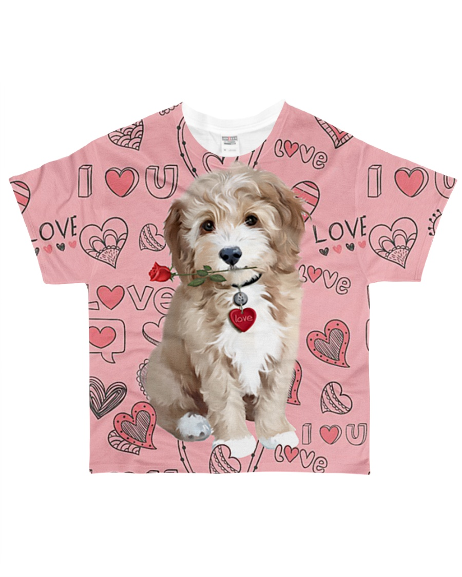 Perfect T shirt for Labradoodle lovers All-over T-Shirt