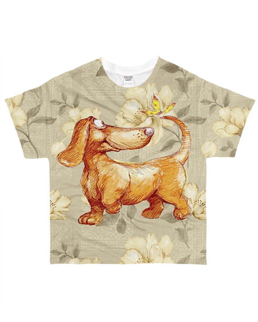 Dachshund Tee All-over T-Shirt
