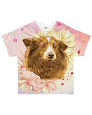 Shetland Sheepdog Tee All-over T-Shirt front