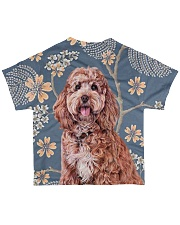 Perfect T shirt for Cockapoo lovers All-over T-Shirt back