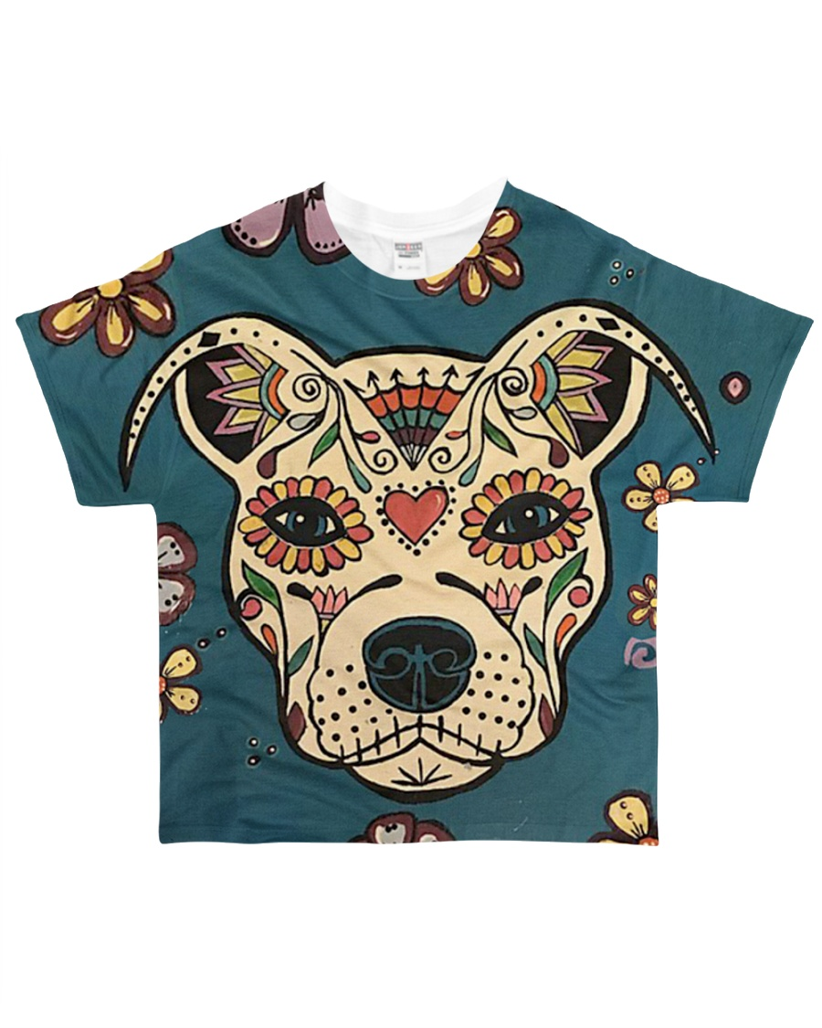 Perfect T shirt for Pit Bull lovers All-over T-Shirt