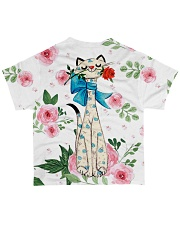 Perfect T shirt for Cat lovers All-over T-Shirt back