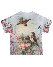 Perfect T shirt for Birds lovers All-over T-Shirt back