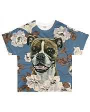 Boxer Tee All-over T-Shirt front