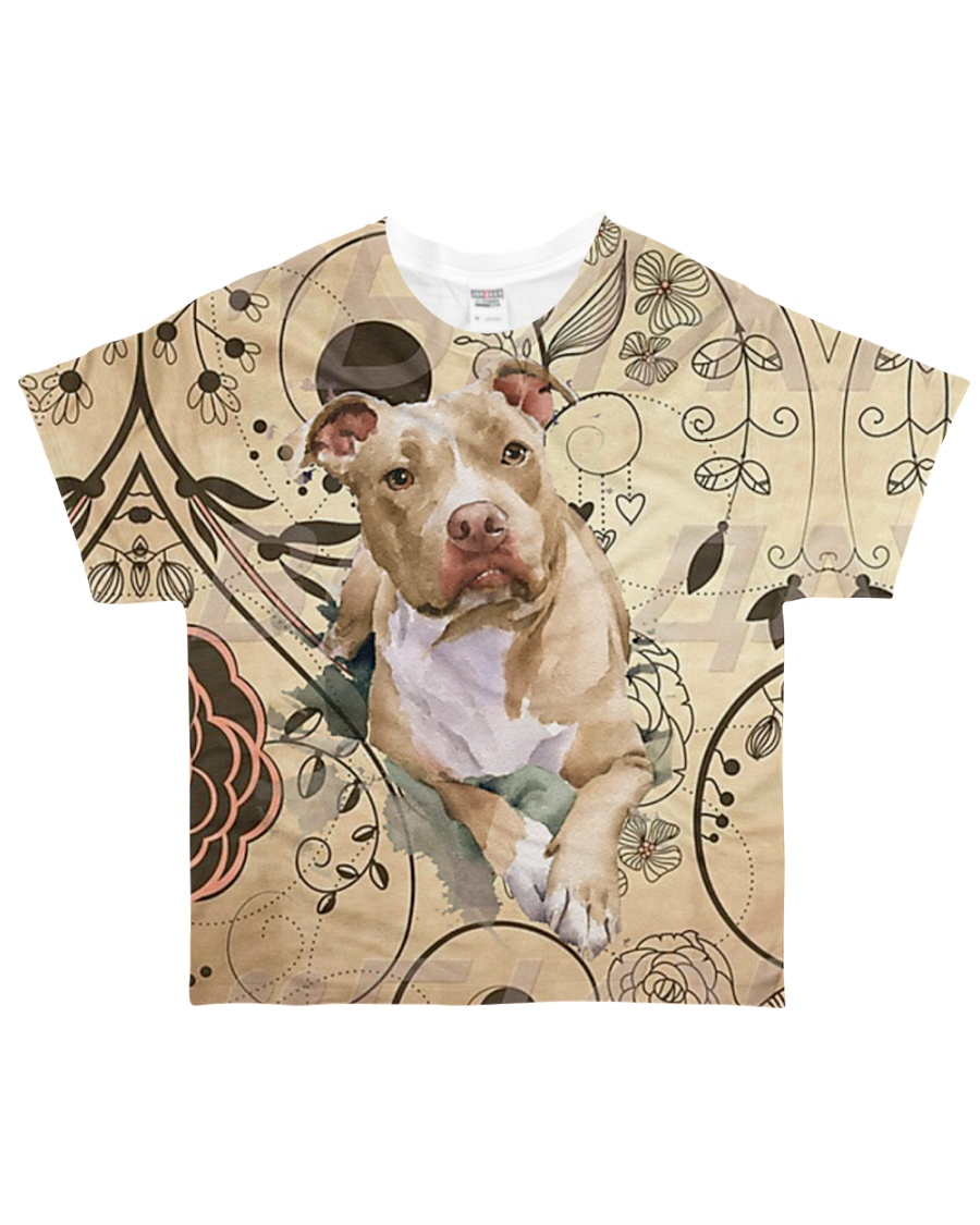 American Staffordshire Terrier Tee All-over T-Shirt