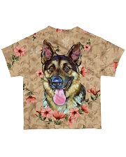 German Shepherd Tee All-over T-Shirt back