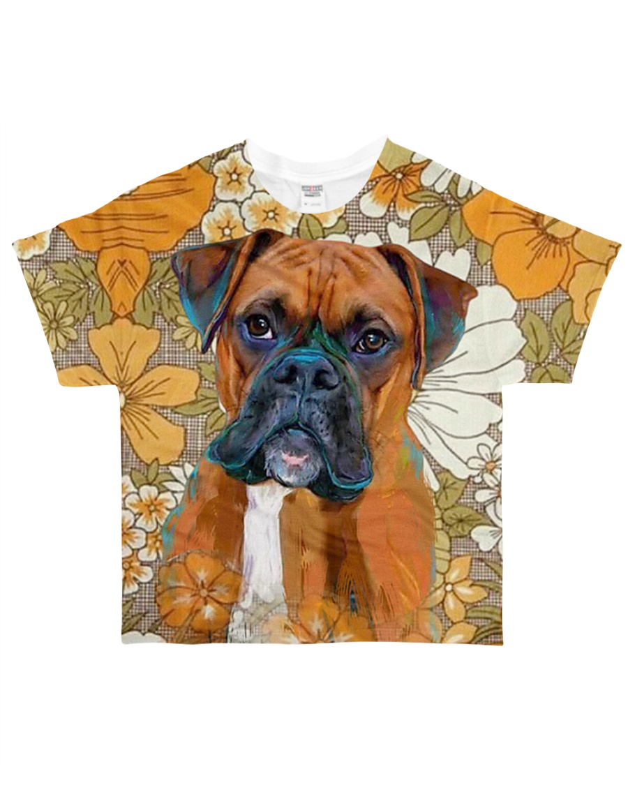 Mastiff Tee All-over T-Shirt