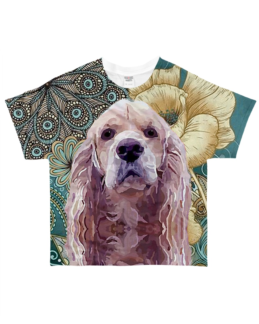 Cocker Spaniels Tee All-over T-Shirt