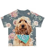 Perfect T shirt for Goldendoodle lovers All-over T-Shirt back