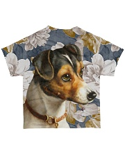 Perfect T shirt for Jack Russell Terrier lovers All-over T-Shirt back