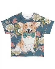 Pembroke welsh corgi Tee All-over T-Shirt front