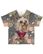 Yorkshire Terrier Tee All-over T-Shirt front