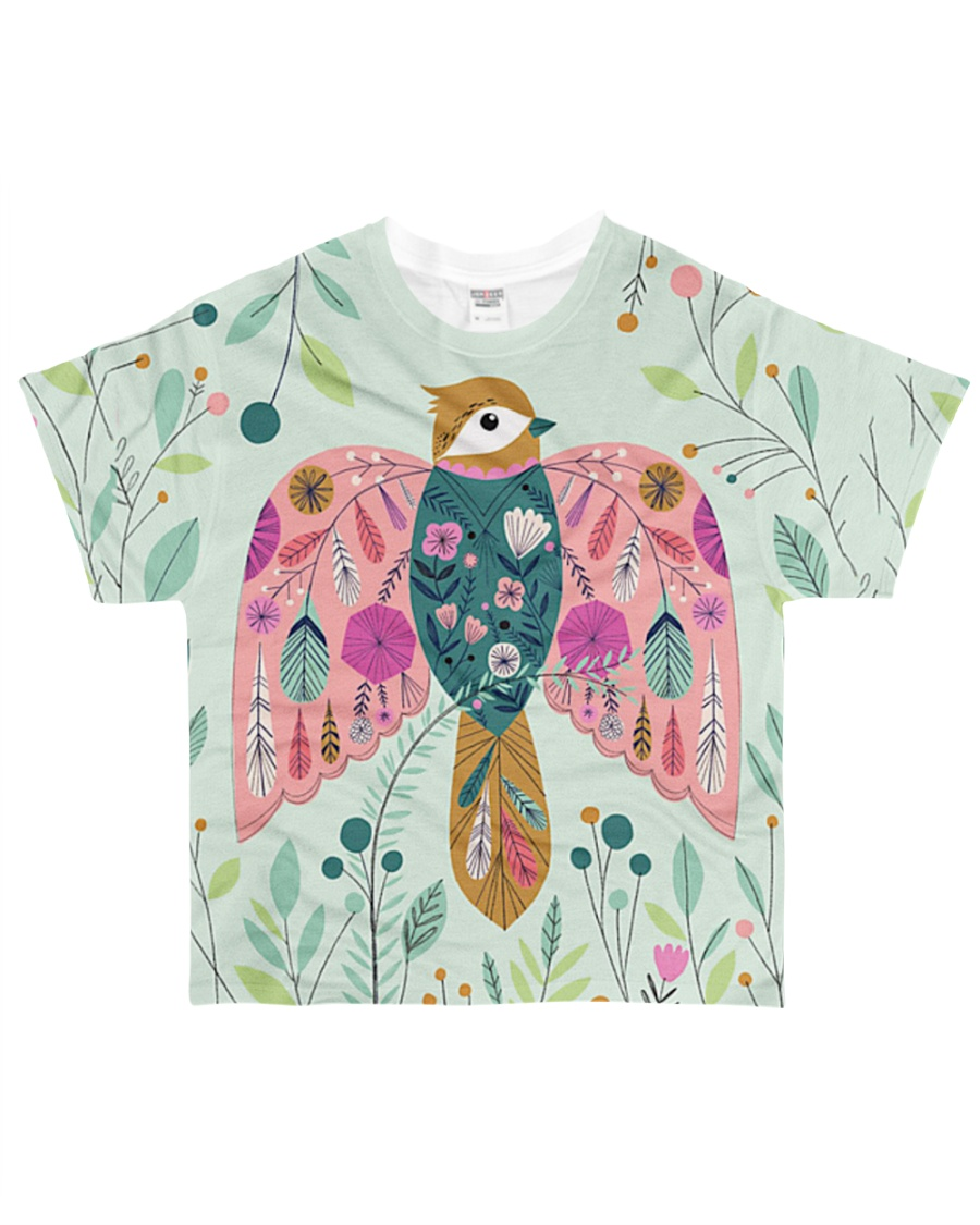 Perfect T shirt for Birds lovers All-over T-Shirt