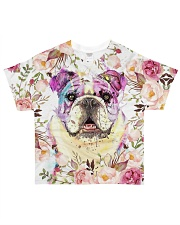 Bulldog Tee All-over T-Shirt front