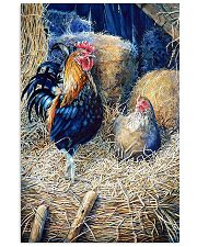 Chicken 11x17 Poster front